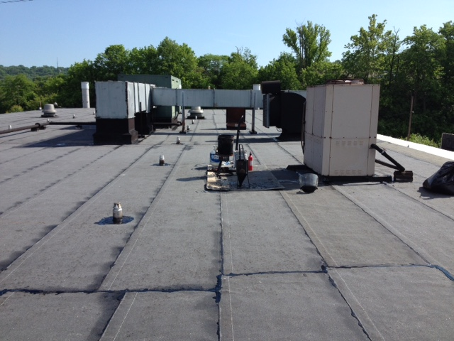 no longer an option choose elite for your next commercial and industrial overlaying or new roofing system such as torch down rubber roofing granulating